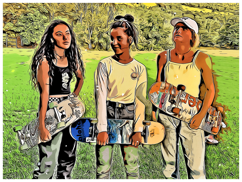 Board Girls